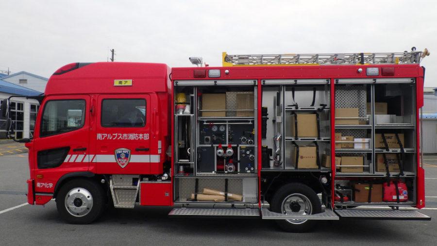 南アルプス市消防本部